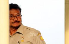 Ini yang Dilakukan Syahrul Yasin Limpo Setelah Jabat Menteri KKP - JPNN.com