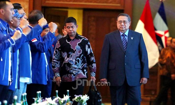 Pidato Refleksi Pergantian Tahun 2019 SBY - JPNN.com