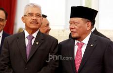 Respons Mantan Ketua MA Hatta Ali soal Namanya Tertera dalam Skenario Pinangki - JPNN.com