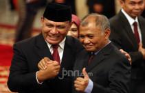 Pimpinan KPK 2015-2019 Ucapkan Selamat Kepada Ketua KPK 2019-2023 Firli Bahuri - JPNN.com