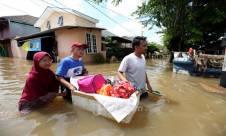 Ciledug Indah Terandam Banjir - JPNN.com