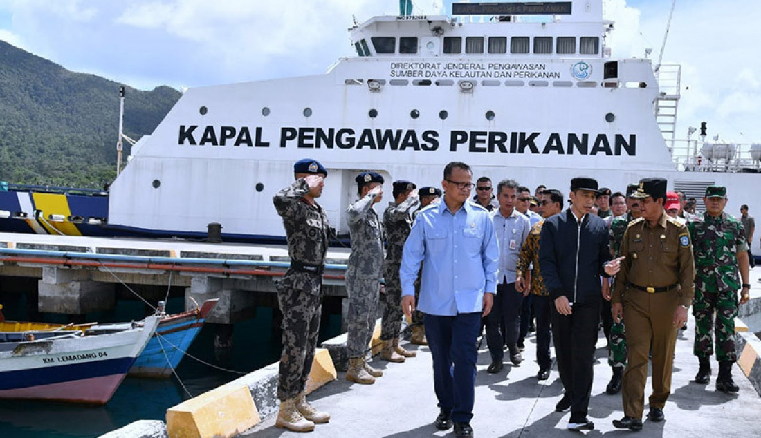 Jokowi Tegaskan Tak Ada Tawar-menawar untuk Natuna - JPNN.com