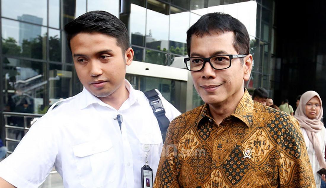 Menparekraf Wishnutama Serahkan LHKPN - JPNN.com