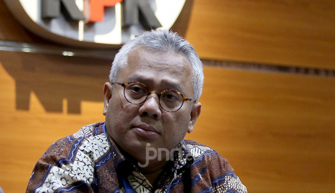 Ketua KPU Arief Budiman - JPNN.com