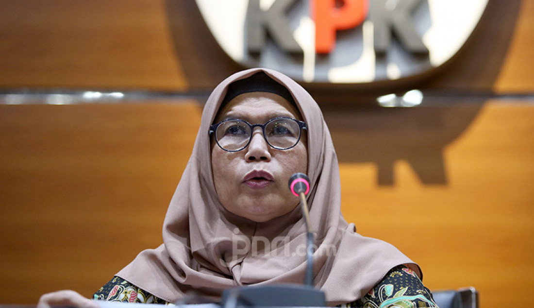 Wakil Ketua KPK Lili Pintauli Siregar di Jakarta, Kamis (9/1). Foto: Ricardo - JPNN.com