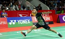 Anthony Ginting - JPNN.com