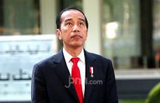 Pak Jokowi, Kantor Desa Ada yang Dibakar Gara-Gara Bansos - JPNN.com