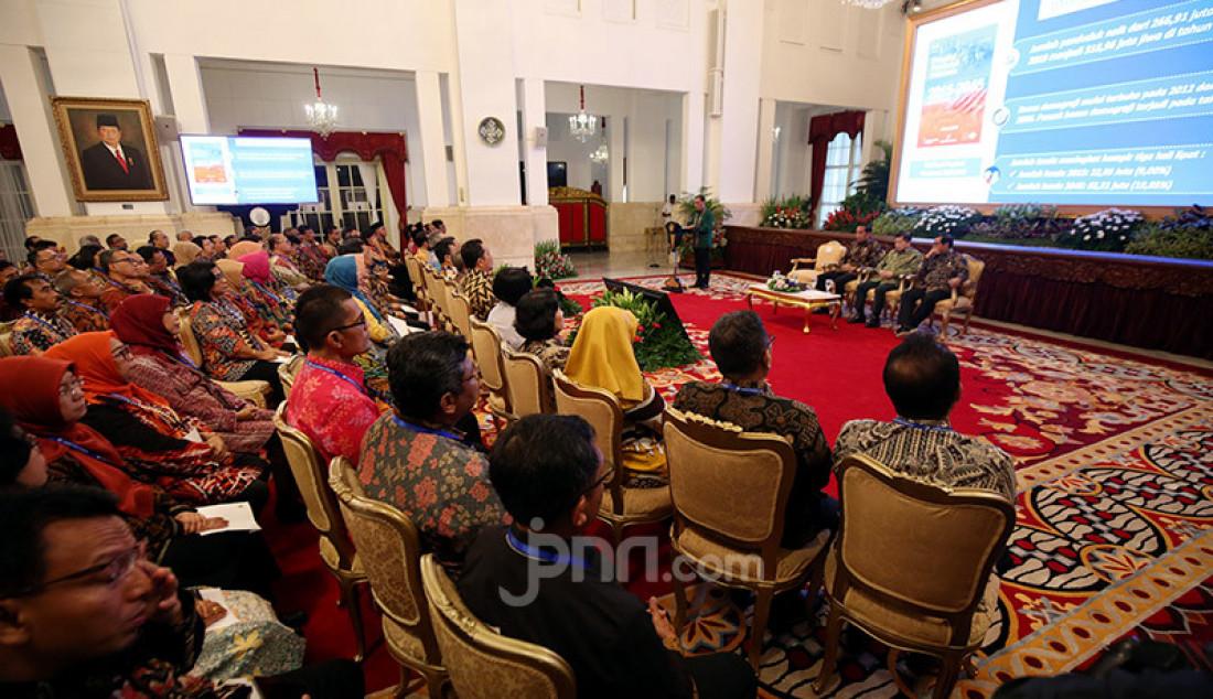 Pencanangan Pelaksanaan Sensus Penduduk 2020 - JPNN.com
