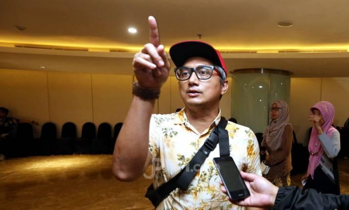 Sutradara Andi Bachtiar Yusuf - JPNN.com
