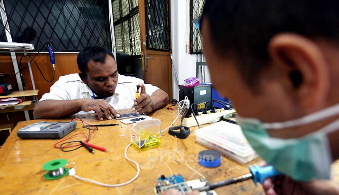 Pelatihan Kerja Elektronik - JPNN.com