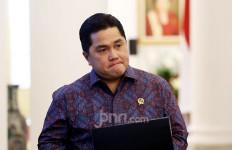 Jansen Demokrat: Erick Thohir Digerogoti Sukarelawan Jokowi, Vulgar - JPNN.com