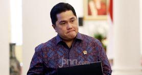 Jansen Demokrat: Erick Thohir Digerogoti Sukarelawan Jokowi, Vulgar