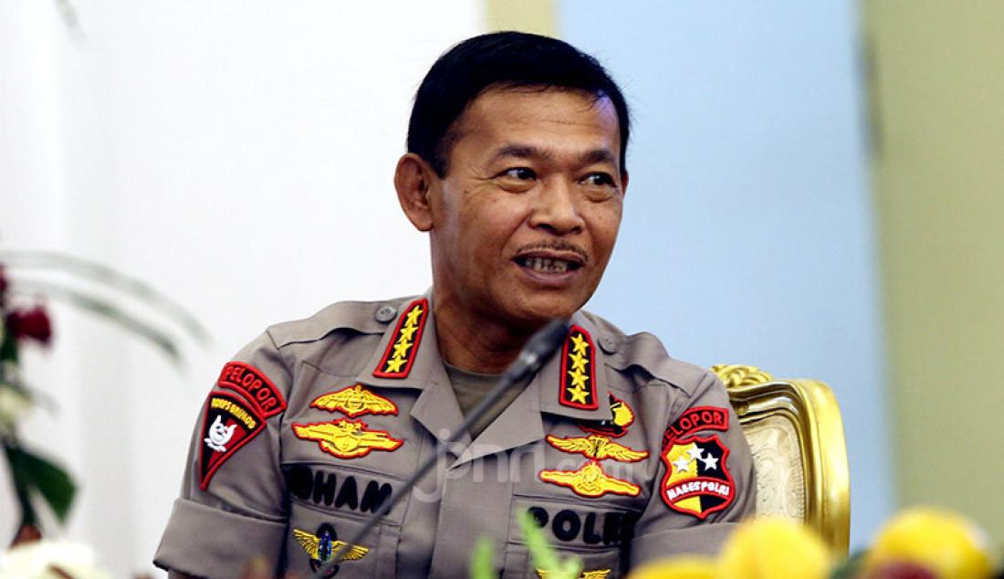 Kapolri Jenderal Idham Azis - JPNN.com