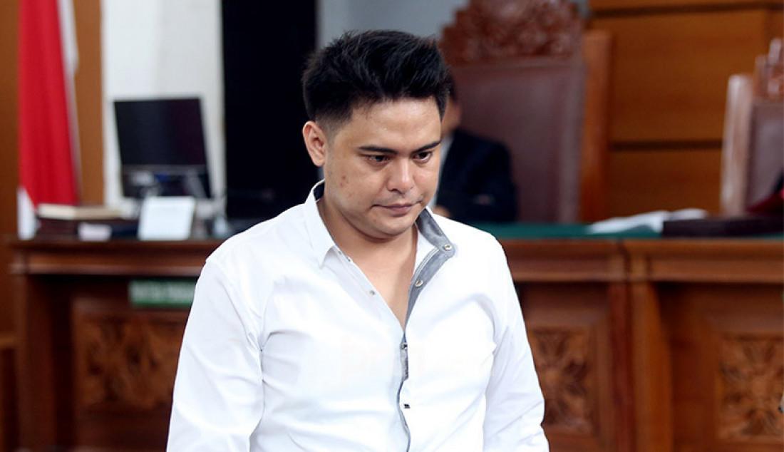 Galih Ginanjar, Rey Utami dan Pablo Jalani Sidang - JPNN.com