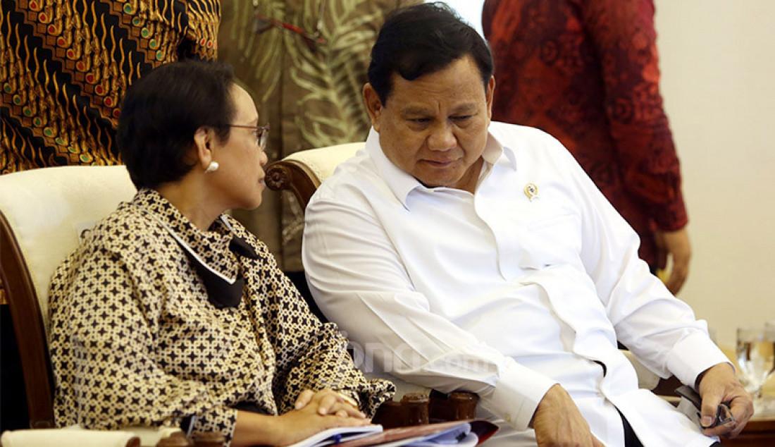 Menlu Retno Hadiri Sidang Kabinet Paripurna - JPNN.com