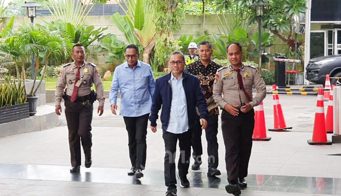 Zulkifli Hasan Penuhi Panggilan KPK - JPNN.com