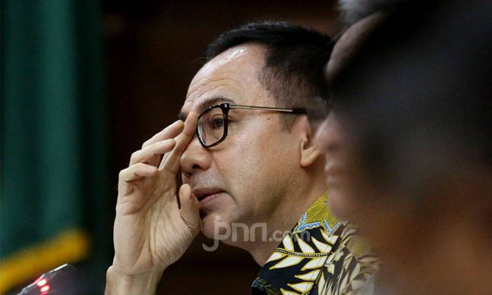Lagi, Tubagus Chaeri Wardana Disidang - JPNN.com