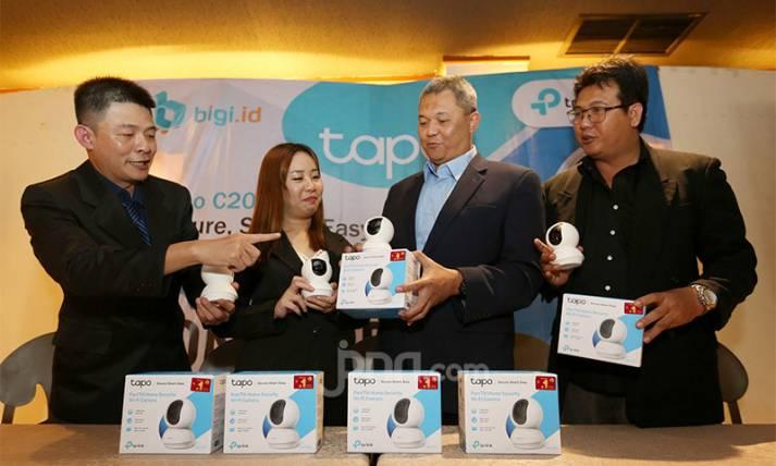 TP-Link Rilis CCTV TAPO C200 - JPNN.com