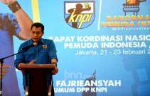 Pembukaan Rakornas KNPI - JPNN.com
