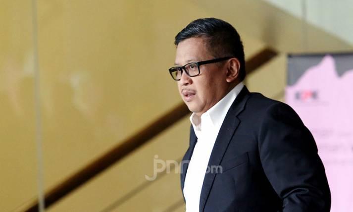 Sekjen PDIP Hasto Kristiyanto Sambangi KPK - JPNN.com