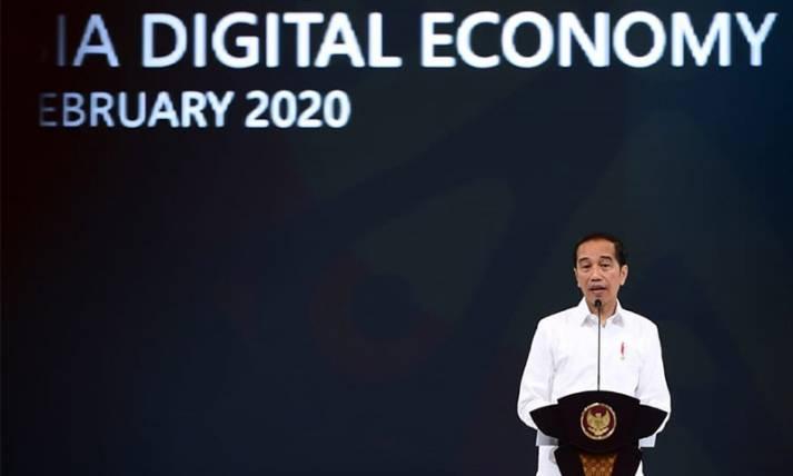 Ekonomi Digital Diyakini Jokowi Dorong Kesejahteraan - JPNN.com
