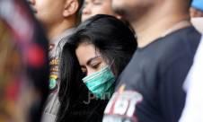 Polres Jakbar Rilis Kasus Penangkapan Vitalia Sesha - JPNN.com
