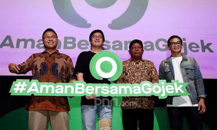 Gojek dan Kemenkominfo Luncurkan Inisiatif Ciptakan Ekosistem Aman - JPNN.com