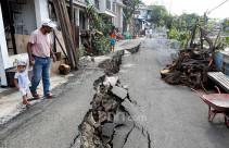 Ngeri, Jalan di Kesatria Matraman Amblas - JPNN.com