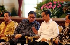 Ini Penjelasan Airlangga soal Komite Penanganan Covid-19 yang Dibentuk Presiden Jokowi - JPNN.com