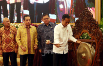 Jokowi Buka Rapat Kerja Kementerian Perdagangan 2020 - JPNN.com