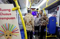 Menperin Agus Gumiwang Kunjungi Pameran GIICOMVEC 2020 - JPNN.com