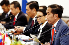 Jokowi Ingin Persatuan Antarnegara Dunia Berasaskan Perdamaian - JPNN.com