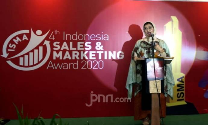 Indonesia Sales & Marketing Award IV 2020