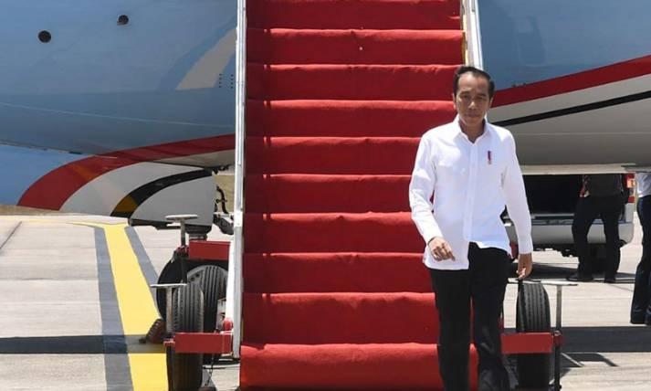 Presiden Jokowi Tinjau RS Darurat Corona di Pulau Galang - JPNN.com
