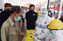 Bima Arya Pantau Pelaksanaan Rapid Test Covid-19 - JPNN.com