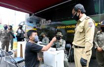 Wali Kota Bogor Tinjau Sidang Tipiring Penerapan PSBB - JPNN.com