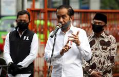 Jokowi Targetkan Ekonomi Indonesia Tumbuh 5 Persen Tahun Ini - JPNN.com