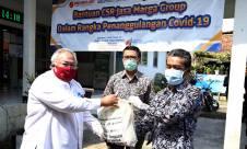 Jasa Marga Group Serahkan Bantuan Sembako - JPNN.com