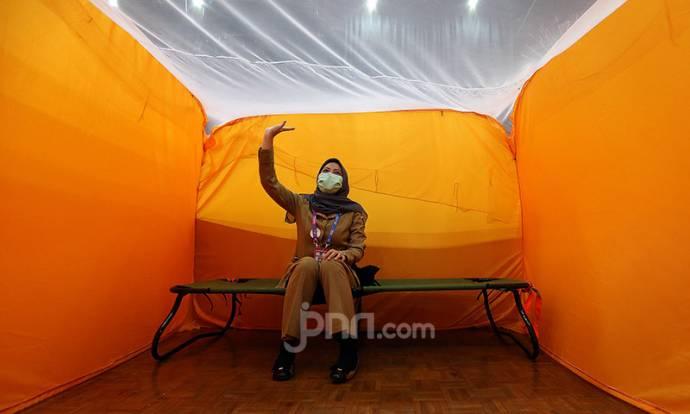 Pemprov DKI Jakarta Sediakan Fasilitas Isolasi Sementara