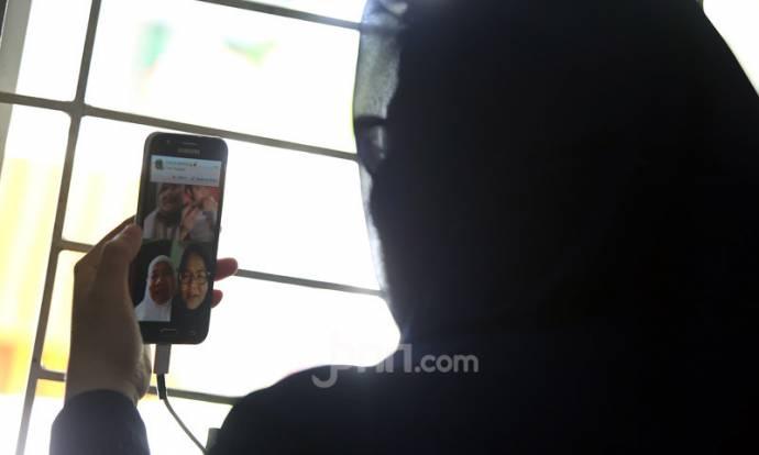 Video Call Sambung Silaturahmi Lebaran 2020