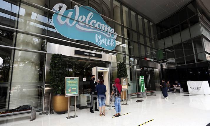 Kesiapan Lippo Mall Kemang Jelang New Normal - JPNN.com