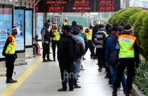 Masa Transisi, Stasiun Bogor Terlihat Padat - JPNN.com