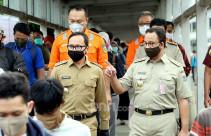 Anies Baswedan Tinjau Kesiapan Stasiun Bogor - JPNN.com