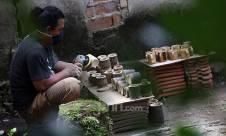 Kerajinan Bambu Rambah Pasar Mancanegara - JPNN.com