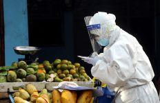 Virus Corona Mengamuk di Pasar Cempaka Putih, Banyak yang Jadi Korban - JPNN.com