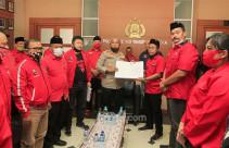 PDIP Kota Tangerang Berikan Dukungan untuk Kepolisian - JPNN.com