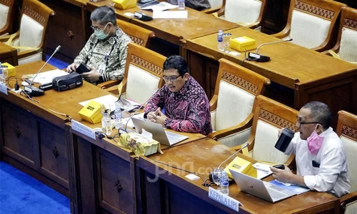 Komisi VII DPR Bahas Evaluasi Kinerja Konsorsium Riset dan Inovasi Covid-19 - JPNN.com