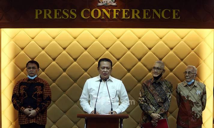 MPR, LVRI dan PPAD Dukung Perubahan RUU HIP jadi RUU PIP - JPNN.com