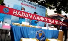 BNN Kembali Memusnahkan Narkotika - JPNN.com