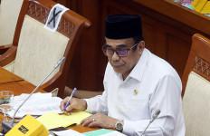 Kondisi Terkini Menag Fachrul Razi: Makan Telur Rebus sambil Menonton TV - JPNN.com